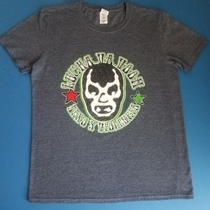 Other - Men's Medium Size Lucha Vavoom Wrestling T-shirt